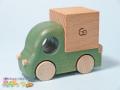Tuminy追加トラック 緑 自分で撮影