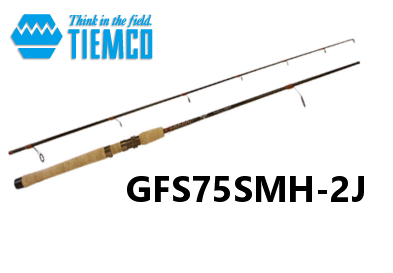 【TIEMCO】フェンウィック GFS75SMH-2J