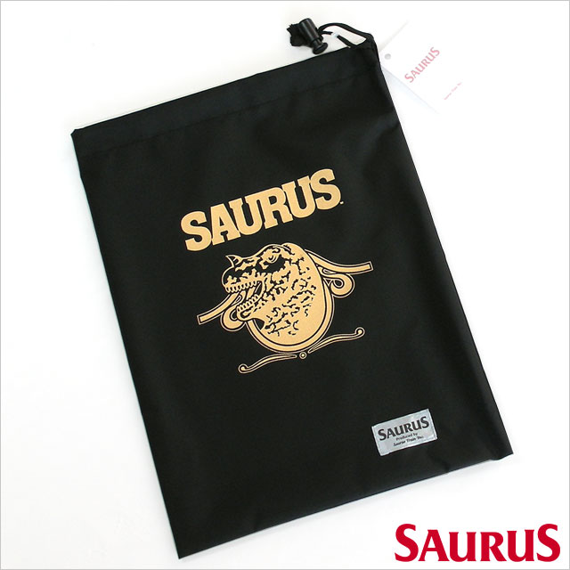SAURUS スタッフパック(アウタークラス) ブラック/ゴールド