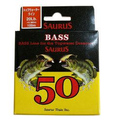 バスザウルス 50 トップウォーター専用