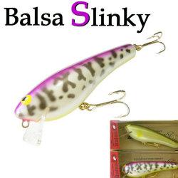 saurus Balsa slinkey