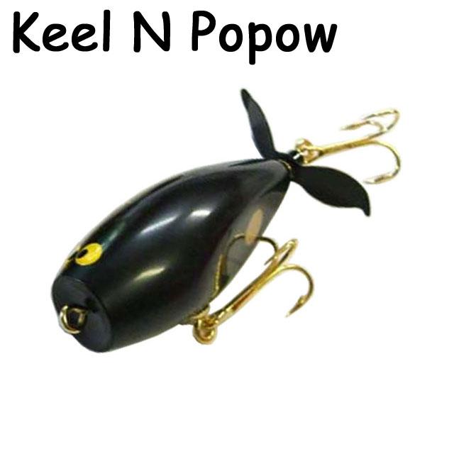 Saurus balsa50 Keel N Popow with BB bera
