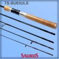 SAURUS トラウトスピンTS-BU63ULS