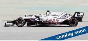 ◆ウラルカリハースF1チームVF-21 M.シューマッハ バーレーンGP2021