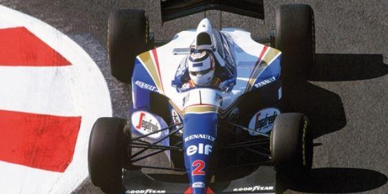◎予約品◎1/12 ウィリアムズ ルノー FW16 ナイジェル・マンセル フランスGP 1994 F1 カムバック