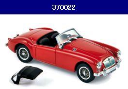 MG MGA ロードスター 1956 オリエントレッド/ブラックインテリア◆7営業日程で入荷◆