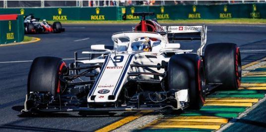 ◆特価◆アルファ ロメオ ザウバー F1 チーム フェラーリ C37 マーカス・エリクソン 2018