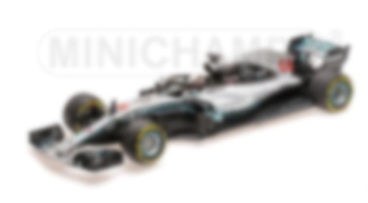 ◎予約品◎ メルセデス AMG ペトロナスフォーミュラ ワン チーム ルイス・ハミルトン  メキシコGP 2018 ワールドチャンピオン