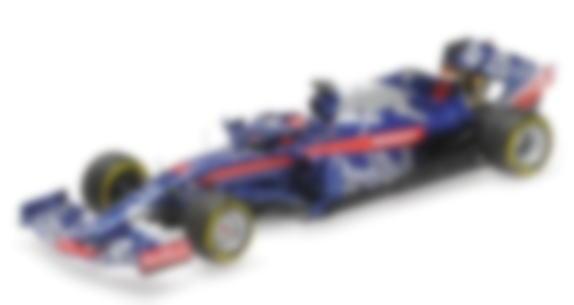 ◎予約品◎ スクーデリア トロ ロッソ ホンダ STR14 ダニエル・クビアト   ドイツGP 2019 3位入賞