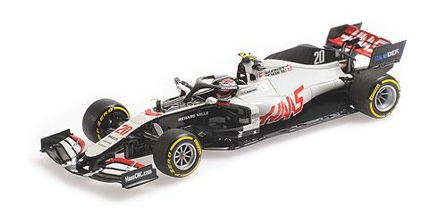 ◆ハース F1 チーム VF-20 ケビン・マグヌッセン オーストリアGP 2020