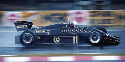 ◆ロータス ルノー 94T E .D .E アンジェリス 1983