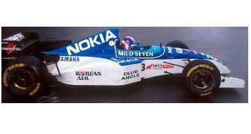 ◎予約品◎ティレル ヤマハ 023 片山 右京 ベルギーGP 1995