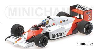 ◎予約品◎1/18  マクラーレン TAG MP4/2C ケケ・ロズベルグ ポルトガルGP 1986