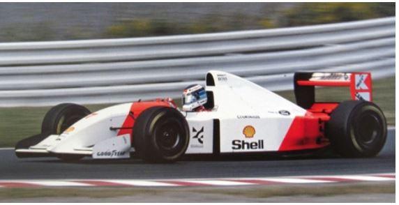 追加受付◎予約品◎ マクラーレン フォード MP4/8 ミカ・ハッキネン 日本GP 1993  ※旧品番537934307