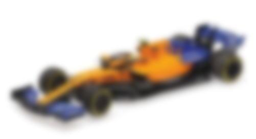 ◎予約品◎ マクラーレン ルノー MCL34 フェルナンド・アロンソ  バーレーン テスト 2回目 4月 2019