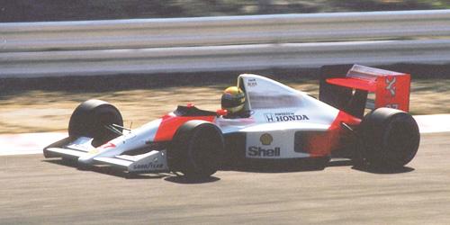◎予約品◎ マクラーレン ホンダ MP4/5B アイルトン・セナ 日本GP 1990