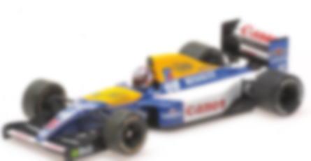 ◎予約品◎ ウィリアムズ ルノー FW14 ナイジェル・マンセル 1992 ワールドチャンピオン ウェザリング仕様