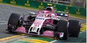 ◎予約品◎ サハラ フォース インディア F1 チーム メルセデス VJM11 エステバン・オコン 2018