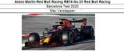 ◎予約品◎1/18  Aston Martin Red Bull Racing RB16 No.33  Barcelona Test 2020 M.フェルスタッフェン