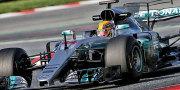 ◆1/18 メルセデス AMG ペトロナス フォーミュラ ワン チーム F1 W08 EQ POWER+  ルイス・ハミルトン 2017
