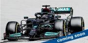 ◎予約品◎ メルセデス AMG ペトロナス フォーミュラ ワン チーム W12 E パフォーマンス ルイス・ハミルトン スペインGP 2021  ポールポジション100回目