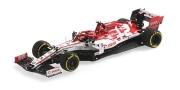 ◆アルファ ロメオ レーシング F1 C39 キミ・ライコネン シュタイアーマルクGP 2020