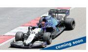◎予約品◎ ウィリアムズ レーシング メルセデス FW43B G.ラッセル バーレーンGP2021