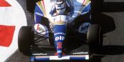 ◆ウィリアムズ ルノー FW16 ナイジェル・マンセル フランスGP F1復帰 1994