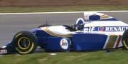◆ウィリアムズ ルノー FW16 デビッド・クルサード スペインGP GPデビュー戦 1994