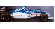 ◆ティレル ヤマハ 023 片山 右京 ベルギーGP 1995
