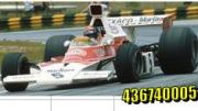 """◆マクラーレン フォード M23 """"TEXACO"""" E.フィッティバルディ  ワールドチャンピオン 1974 エンジン付"""