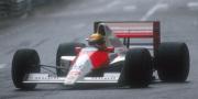 ◆マクラーレン ホンダ MP4/5B アイルトン・セナ モナコGP 1990 ウィナー