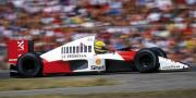 ◆マクラーレン ホンダ MP4/5B アイルトン・セナ ドイツGP 1990 ウィナー