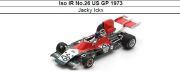◎予約品◎ Iso IR No.26 US GP 1973 Jacky Ickx