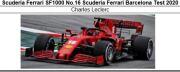 ◆Scuderia Ferrari SF1000 No.5 Scuderia Ferrari Barcelona Test 2020 C.ルクレール