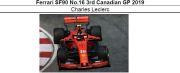 ◎予約品◎ Ferrari SF90 No.16 3rd Canadian GP 2019 C.ルクレール