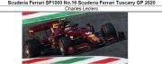 ◎予約品◎ Scuderia Ferrari SF1000 No.16  Tuscany GP 2020 C.ルクレール