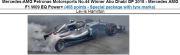 ◎予約品◎ Mercedes-AMG Petronas Motorsports No.44 Winner Abu Dhabi GP 2018  W09 EQ Power+ (408 points - Special package with tyre marks)  L.ハミルトン