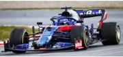 ◎予約品◎ Scuderia Toro Rosso No.23 TBC 2019 Honda STR14   A.アルボン
