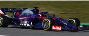 ◆Scuderia Toro Rosso No.26 TBC 2019 Honda STR14   D.クビアト
