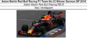 ◎予約品◎ Aston Martin Red Bull Racing F1 Team No.33 Winner German GP 2019 RB15 M.フェルスタッペン