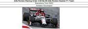 ◎予約品◎ Alfa Romeo Racing Orlen C39 No.99  Barcelona Test 2020   A.ジョビナッツィ