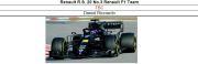 ◎予約品◎ Renault R.S. 20 No.3 Renault F1 Team D.リカルド