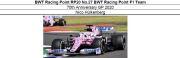 ◎予約品◎  BWT Racing Point RP20 No.27 BWT Racing Point F1 Team 70th Anniversary GP 2020  N.ヒュルケンベルグ