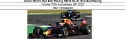 ◎予約品◎  Aston Martin Red Bull Racing RB16 No.33 Red Bull Racing Winner 70th Anniversary GP 2020  M.フェルスタッペン