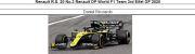 ◎予約品◎ Renault R.S. 20 No.3 Renault DP World F1 Team 3rd Eifel GP 2020 D.リカルド