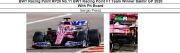 ◎予約品◎1/18 BWT Racing Point RP20 No.11 BWT Racing Point F1 Team Winner Sakhir GP 2020 With Pit Board S.ペレス
