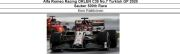 ◎予約品◎ Alfa Romeo Racing ORLEN C39 No.7 Turkish GP 2020Sauber 500th Race   K.ライコネン