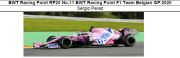 ◎予約品◎ BWT Racing Point RP20 No.11 BWT Racing Point F1 Team Belgian GP 2020 Sergio Perez