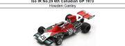 ◎予約品◎ Iso IR No.25 6th Canadian GP 1973 Howden Ganley